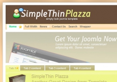 Simplethin Plazza