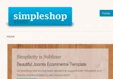 Simple Shop Remix