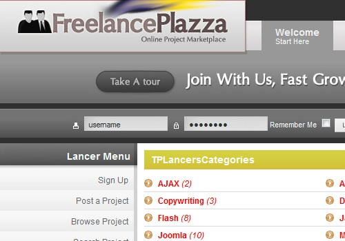 FreelancePlazza