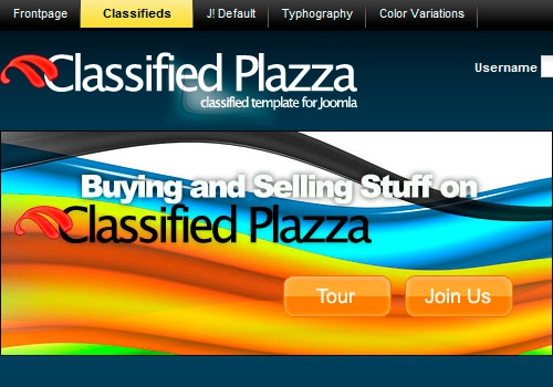 Classifieds Plazza